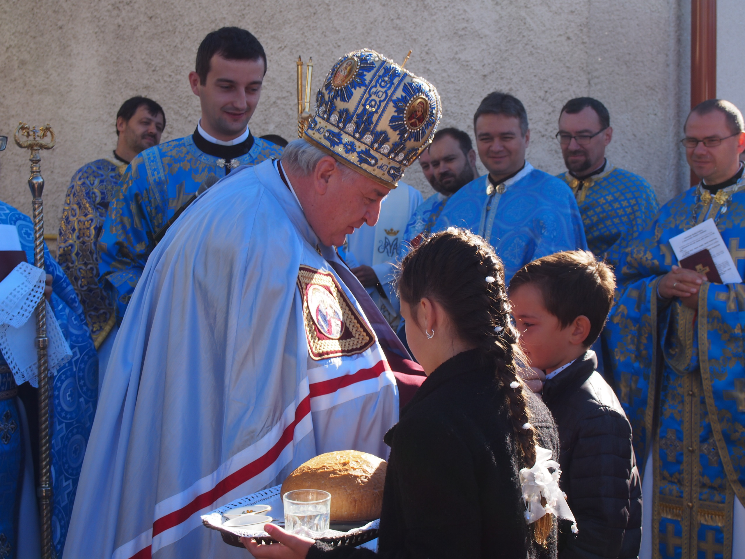 Odpustová slávnosť v Stakčíne